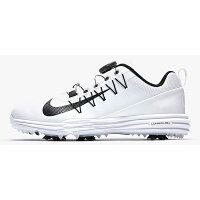ナイキ レディース ゴルフシューズ ナイキ ルナ コマンド 2 BOA 22.5cm/ホワイト×ホワイト×ブラック AH6990-100