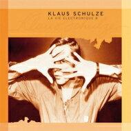 楽天市場】Klaus Schulze クラウスシュルツェ / La Vie Electronique 8 ...