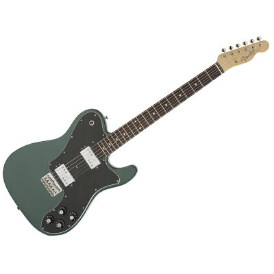 Fender Made in Japan Hybrid Telecaster Deluxe Sherwood Green Metallic/Rosewood Made in Japan