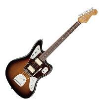 Fender Kurt Cobain Jaguar NOS 3-Color Sunburst ジャガー エレキギター フェンダー カート コバーンモデル