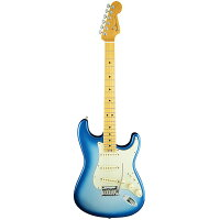 Fender USA American ELITe Stratocaster (Sky Burst Metallic/Maple)  114002736