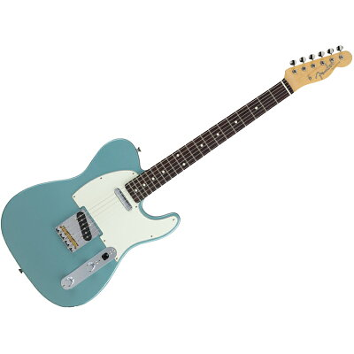 Fender Made in Japan Hybrid 60s Telecaster Ocean Turquoise Metallic Made in Japan