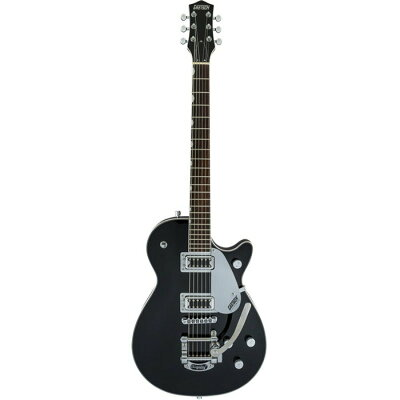 gretsch electromatic g5230t electromatic jet ft single-cut with bigsby blackcyg18030946/