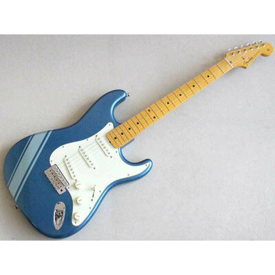 Fender フェンダー TraditionalFSR Traditional 50s Stratocaster with Competition Stripe Lake Placid Blue with Ice Blue Metallic Stripes oskpu