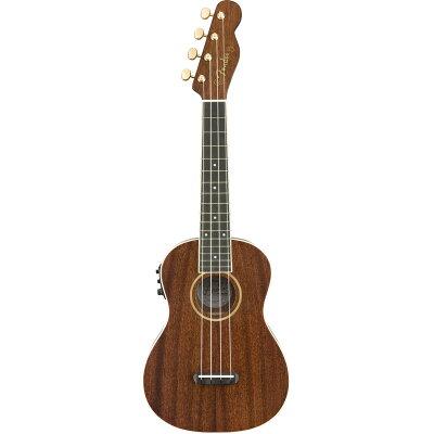 Fender Acoustics Grace Vanderwaal Signature Uke Natural/Walnut