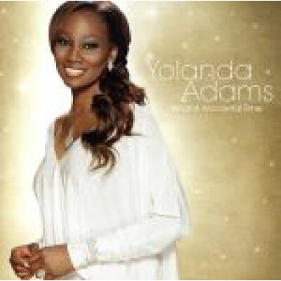 Yolanda Adams ヨランダアダムス / What A Wonderful Time 輸入盤