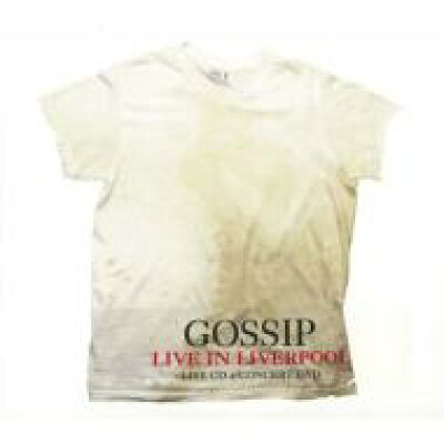 Gossip ゴシップ / Live In Liverpool 輸入盤