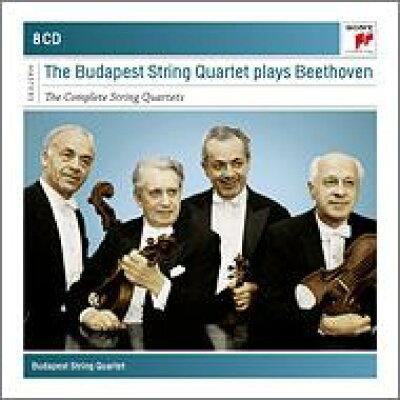 Beethoven ベートーヴェン / 弦楽四重奏曲全集 ステレオ ブダペスト弦楽四重奏団 8CD 輸入盤