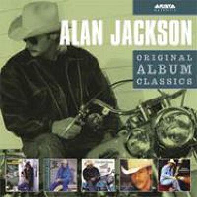 Alan Jackson アランジャクソン / Original Album Classics 輸入盤