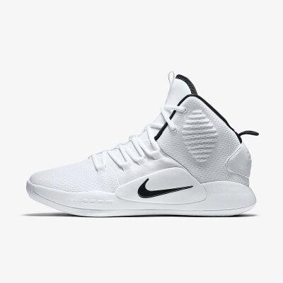ナイキ NIKE メンズ バスケットボールシューズ ハイパーダンク X TB ホワイト/ブラック AR0467 100