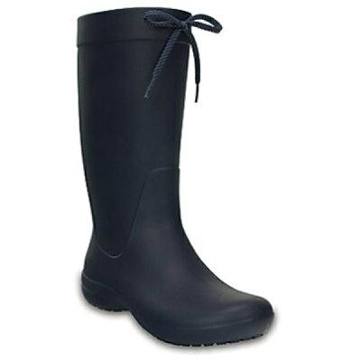 CROCS Women's Crocs Freesail Rain Boot フリーセイル レイン ブーツ レディース 203541