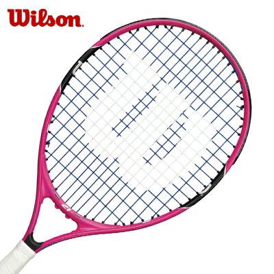 ウイルソン Wilson ジュニア バーン 21 BURN ピンク WRT218000