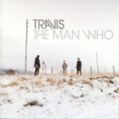 Travis トラビス / Man Who 20th Anniversary Edition +lp 輸入盤