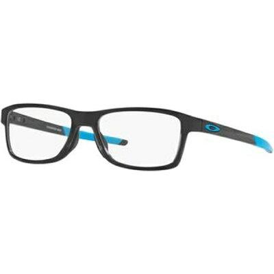 オークリー メガネ OAKLEY 眼鏡 シャンファーMNP OX8089-0256 56 ポリッシュドブラックインク/ブルー アジアンフィット 交換用ノーズパッド
