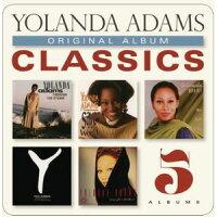 Yolanda Adams ヨランダアダムス / Original Album Classics 輸入盤
