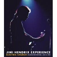 Jimi Hendrix ジミヘンドリックス / Jimi Hendrix: Electric Church