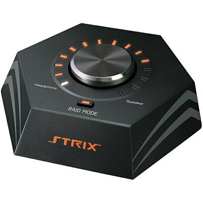 ASUS サウンドカード STRIX RAID PRO