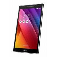 ASUS エイスース ZenPad 8.0 ブラック Z380KNLBK16 8型 SIMフリータブレット LTE対応 microSIMx1 タブレットPC本体