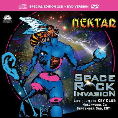Nektar / Space Rock Invasion 輸入盤
