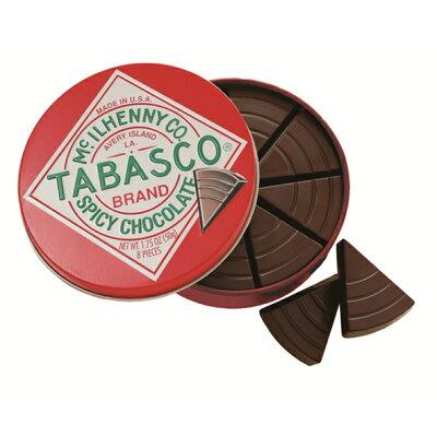 タバスコ スパイシーダークチョコレート 50g