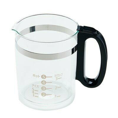 パナソニック コーヒーメーカー用ガラス容器 ACA10-136-KU