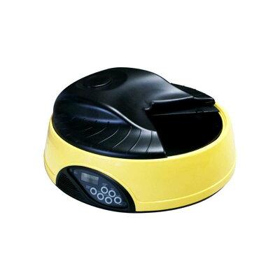 自動給餌器オートペットフィーダー 4食トレイ 1.8L