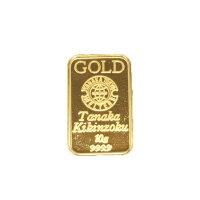 田中貴金属K24 (99.99%) ゴールド バー 10g