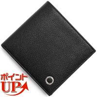 ブルガリ 折財布 30396 ブラック