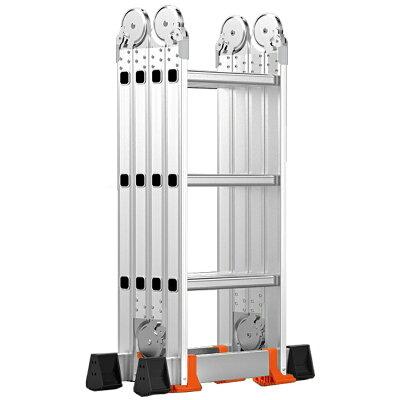 多機能はしご 折りたたみ式 3.7m