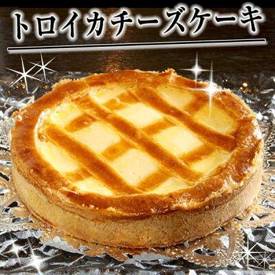 トロイカ ベークド チーズケーキ 5号 6人分