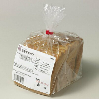 低糖質食パン   り