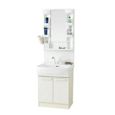 ノーリツ 洗面化粧台 LSAM-6VS-LSAB-60AWN1B シャンピーヌ