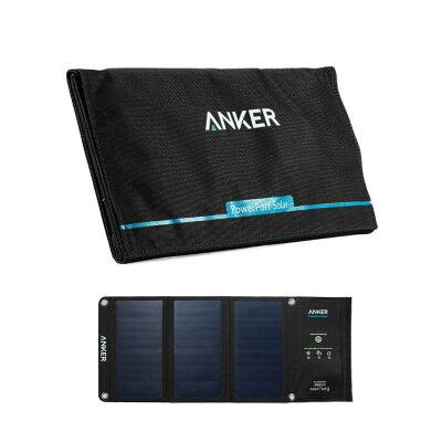 Anker PowerPort Solar ソーラーチャージャー