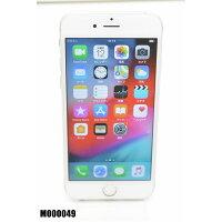 au iPhone6s 16GB Silver MKQK2JA