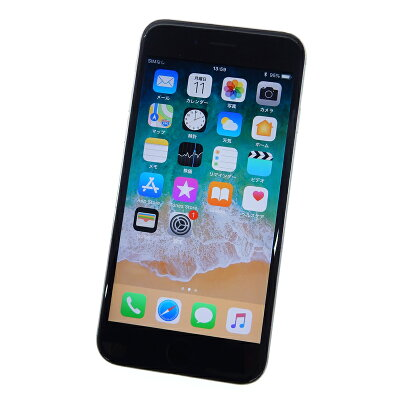 au iPhone6s 16GB Space Gray MKQJ2JA