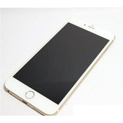 au iPhone6s Plus 128GB Gold MKUF2JA