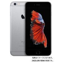 au iPhone6s Plus 16GB Space Gray MKU12JA