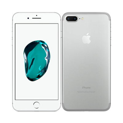 softbank iPhone7 Plus 128GB Silver APSCC6