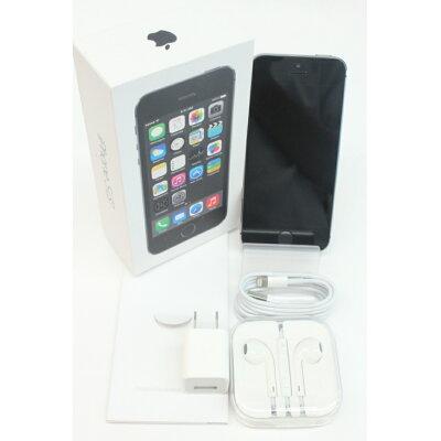 softbank iPhone5s 64GB Space Gray APSAR8