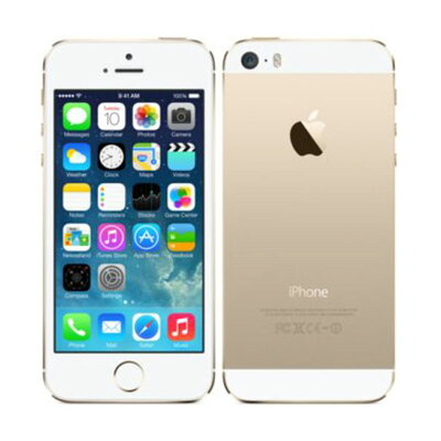 softbank iPhone5s 32GB Gold APSAR6