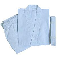 白帯付 純白伝統型空手衣 00号