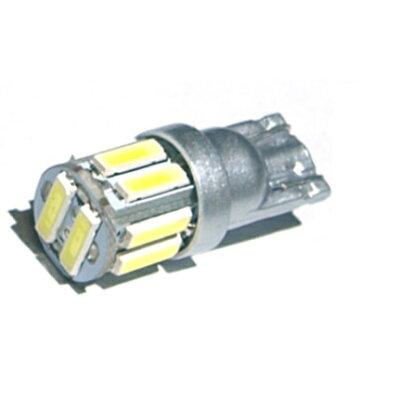 SAMSUNG LEDバルブ T10 ウェッジ球 7020 ポジションランプ