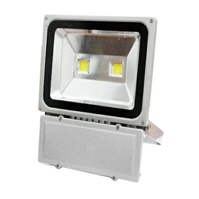 LED投光器 100W1000W相当 8500ML 昼光色 6500K 広角130度 防水加工 看板 作業灯 屋外灯 3mコード