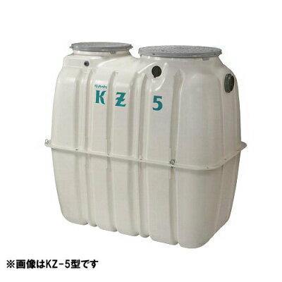クボタ浄化槽システム 5人槽 クボタ KZ-5
