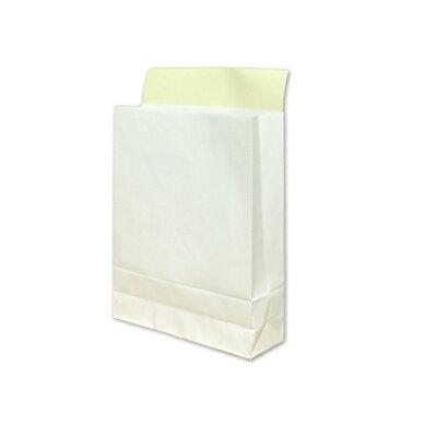 宅配袋 梱包袋 小 Sサイズ テープ付き 白色 無地