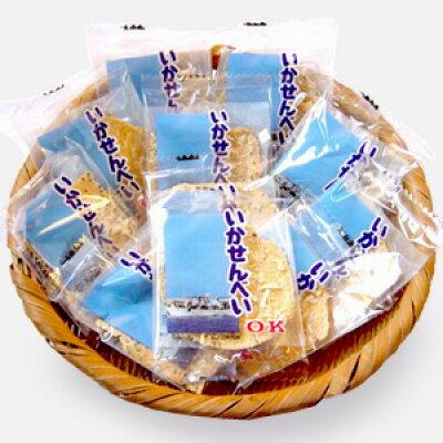 オーケー製菓 いかせんべい 1袋 1枚入り×15