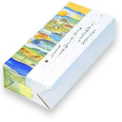 小倉山荘 嵯峨乃焼 化粧箱(小)(2枚入り8袋)