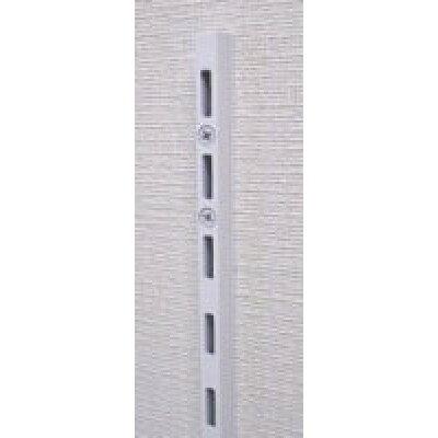 ロイヤル 棚柱 チャンネルサポート 1500ミリ ホワイト ASF-1W