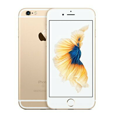 アップル iPhone6s 64GB Gold SIMフリー
