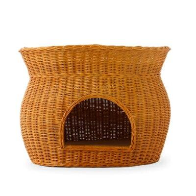 Shangri-La シャングリラ 猫が喜ぶラタンのキャットハウス 2段ベッド 猫用
